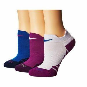 Nike Dry Cushion Low Training Socks (3 Pair) NEW M